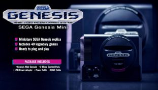 The Full Video Game List Confirmed For Sega Genesis Mini