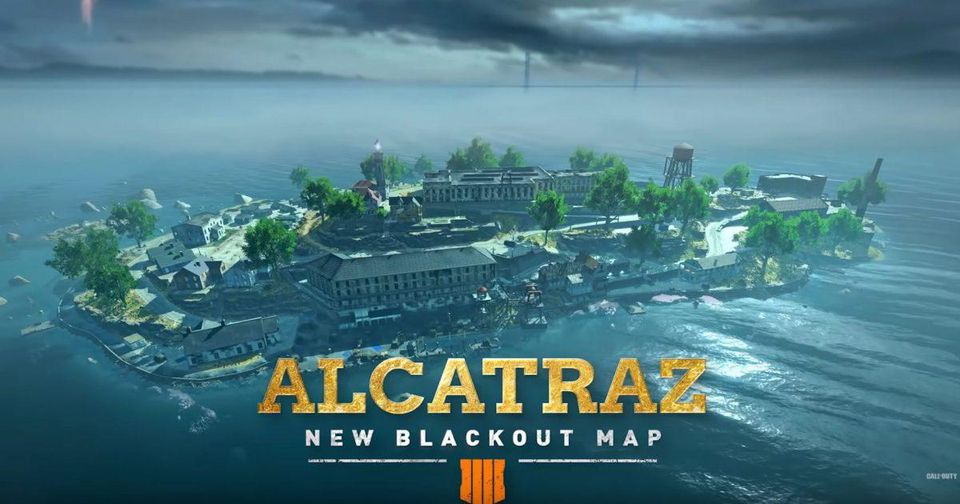 Call of Duty: Black Ops 4 Receives New Battle Royale BlackOut Map, Alcatraz; Watch New Debut Trailer Here