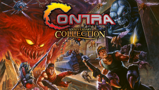 Konami Unveils The Contra Anniversary Collection Lineup
