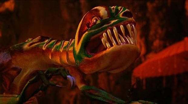 Mortal Kombat 11: How To Find The Movie Reptile Easter Egg