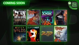 New Xbox Game Pass Titles for May 2019 Include Metal Gear Survive, Banner Saga 1/2, and Much More