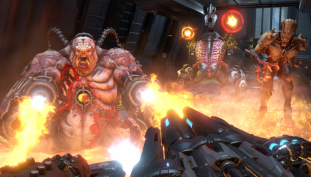 Doom Eternal Gameplay Footage & Release Date Unveiled