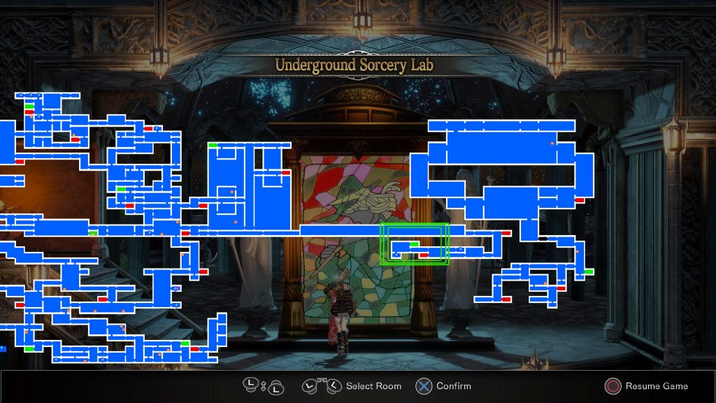 Bloodstained: Ritual of the Night - All Secret Room Locations | 100