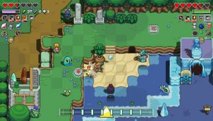Cadence of Hyrule: How To Navigate The Lost Woods | Tingle's Dowser Guide