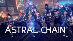 New Astral Chain Story Trailer Showcases the Crazy World and Lore Platinum Games Created