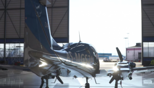 Microsoft Flight Simulator Reboot Announced
