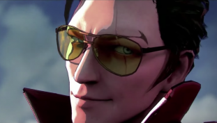 No More Heroes 3 Officially Announced