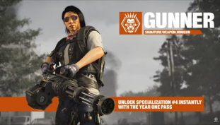 Division 2: How To Unlock The Gunner Specialization | Minigun Guide