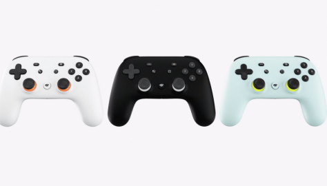 Stadia-Controllers