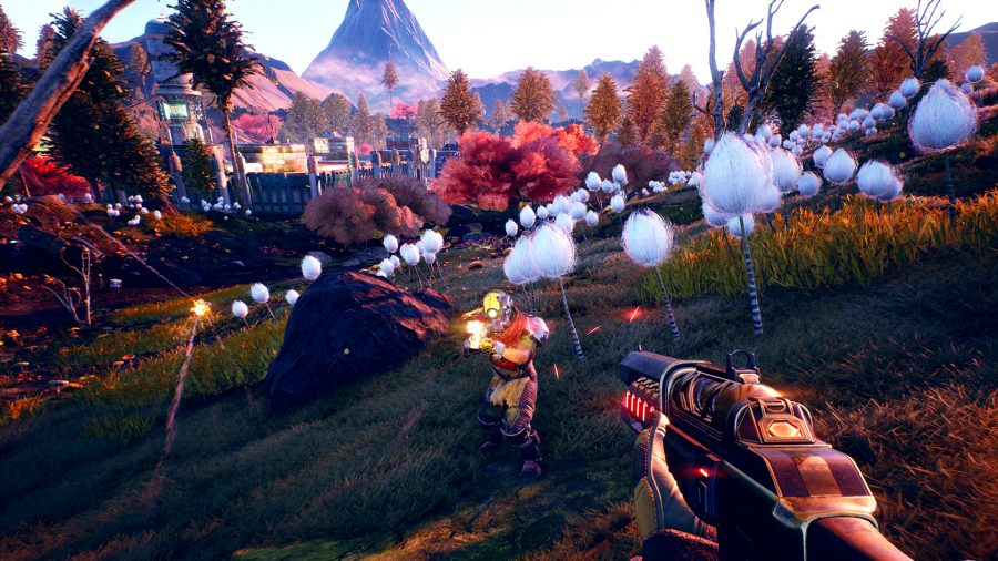 Obsidian Entertainment's The Outer Worlds Receive October 25th Release Date