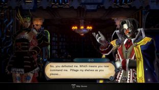 Bloodstained: Ritual of the Night – How To Knock The Librarian Out Of His Chair | 'Deja Vu' Easter Egg Guide