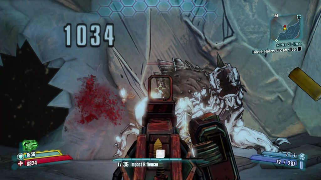 Borderlands 2: Commander Lilith DLC - How To Find Ghost
