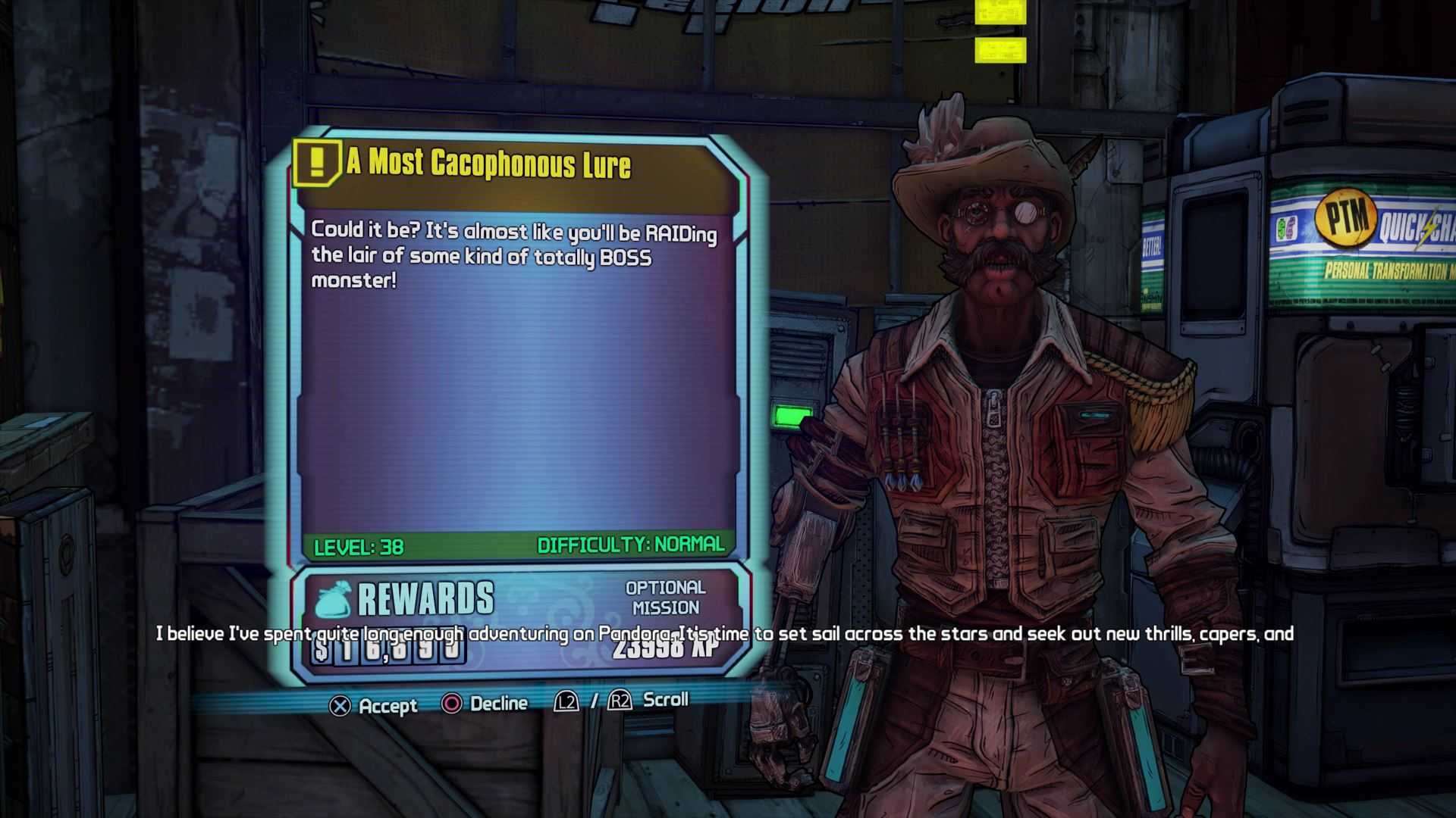 Borderlands 2: Commander Lilith DLC - How To Kill Haderax Solo