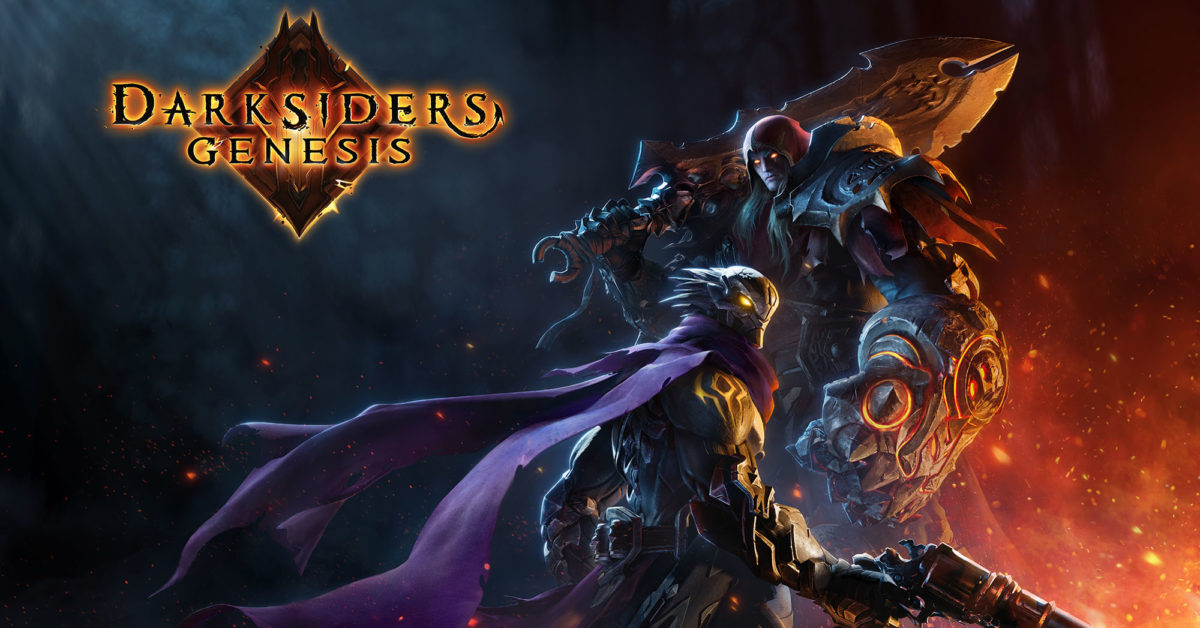 Darksiders Genesis Gameplay Trailer at Gamescom Showcases War and Strife in Full Action