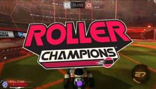 Sci-Fi Sports Roller Champions Game Revealed