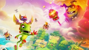 Yooka-Laylee and the Impossible Lair Announced, New Reveal Trailer Released