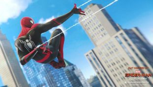 Insomniac Games Release 2 Free DLC Spider-Man PS4 Suits in Celebration of Far From Home