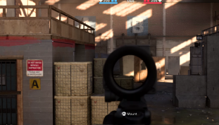 Check Out Call of Duty: Modern Warfare Gunfight Gameplay In 4K