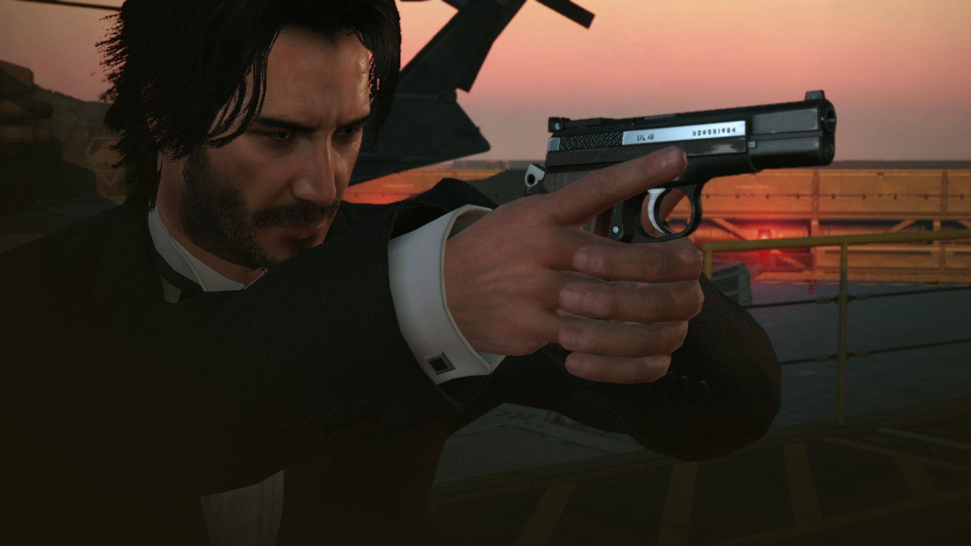 Top 10 Best Mods For Metal Gear Solid V: The Phantom Pain