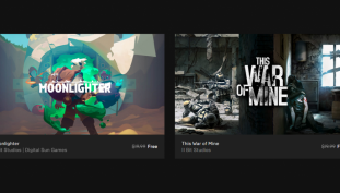 Epic Games Store Offers Moonlighter & This War Of Mine For Free