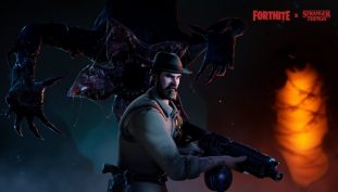 Fortnite & Stranger Things Crossover Event Now Available