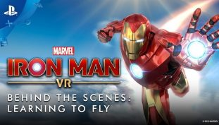 Marvel's Iron Man VR Behind the Scenes Trailer Released, Showcases New Gameplay and More