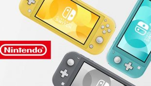 Nintendo Files For New Nintendo Switch Lite Revision