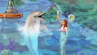 The Sims 4: Island Living – How To Become A Mermaid & Unleash Water Spells