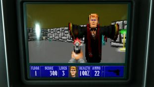 Wolfenstein: Youngblood – Fight An Evil Wizard B.J. Blazkowics With This Retro Wolf3D Easter Egg