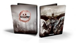 Batman Arkham Collection Steelbook Coming In September