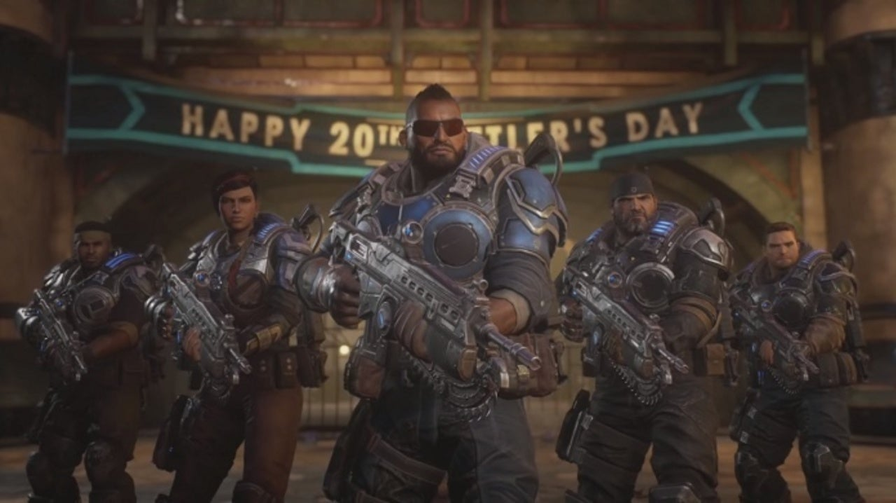 Gears 5 Has Officially Hit Gold Status