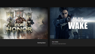 Epic Games Store Offers Alan Wake & For Honor For Free