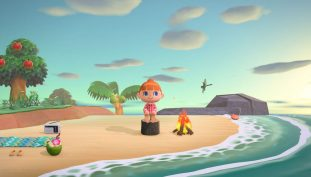 New Animal Crossing: New Horizons Personal Island Trailer Shows off the Unique Accessories and Decorations Players Can Use