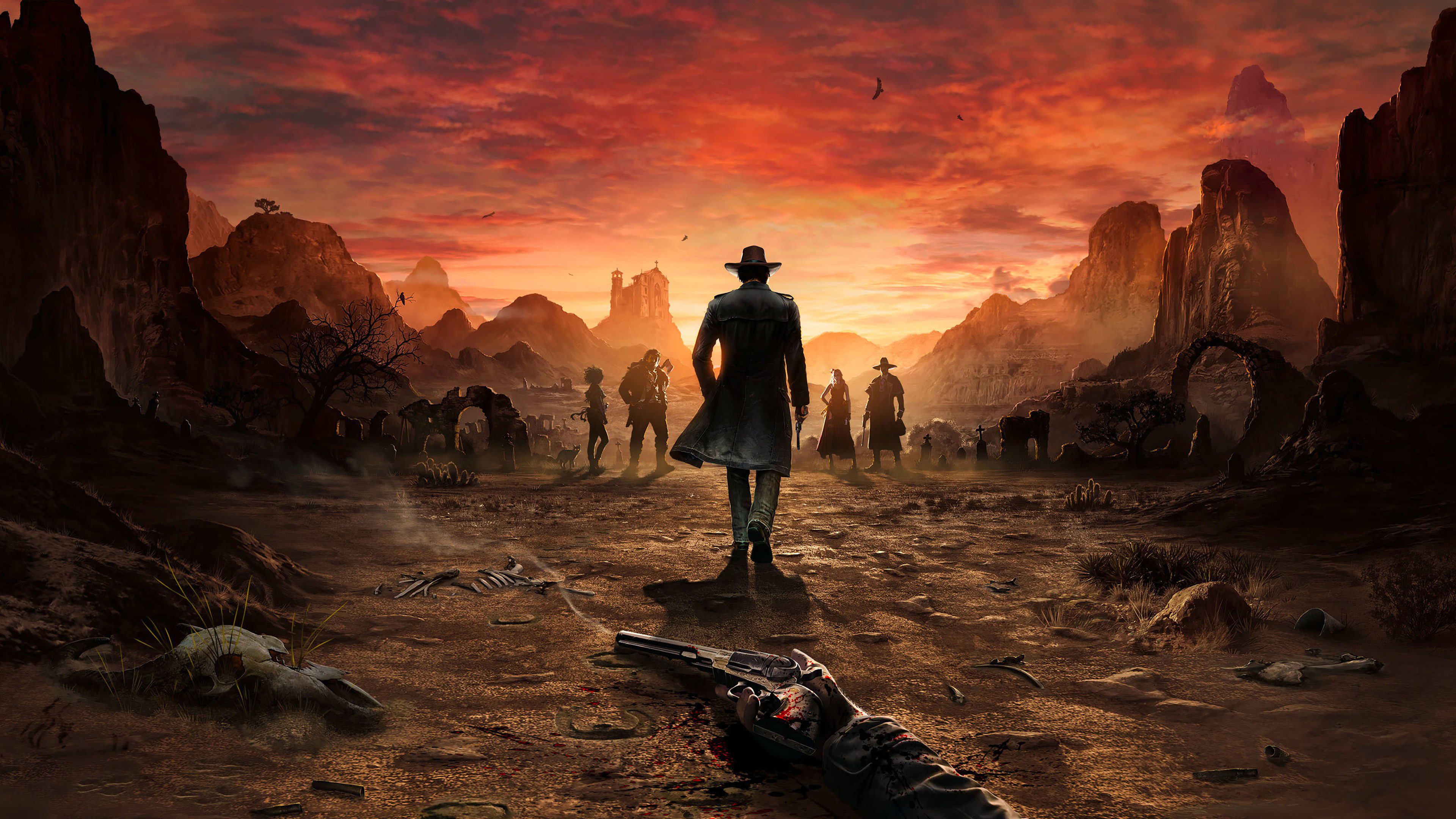 Desperados Iii Wallpapers In Ultra Hd 4k Gameranx