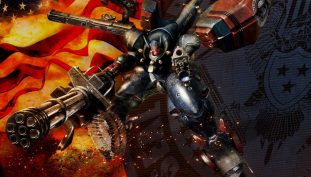 Metal Wolf Chaos XD Wallpapers in Ultra HD   4K