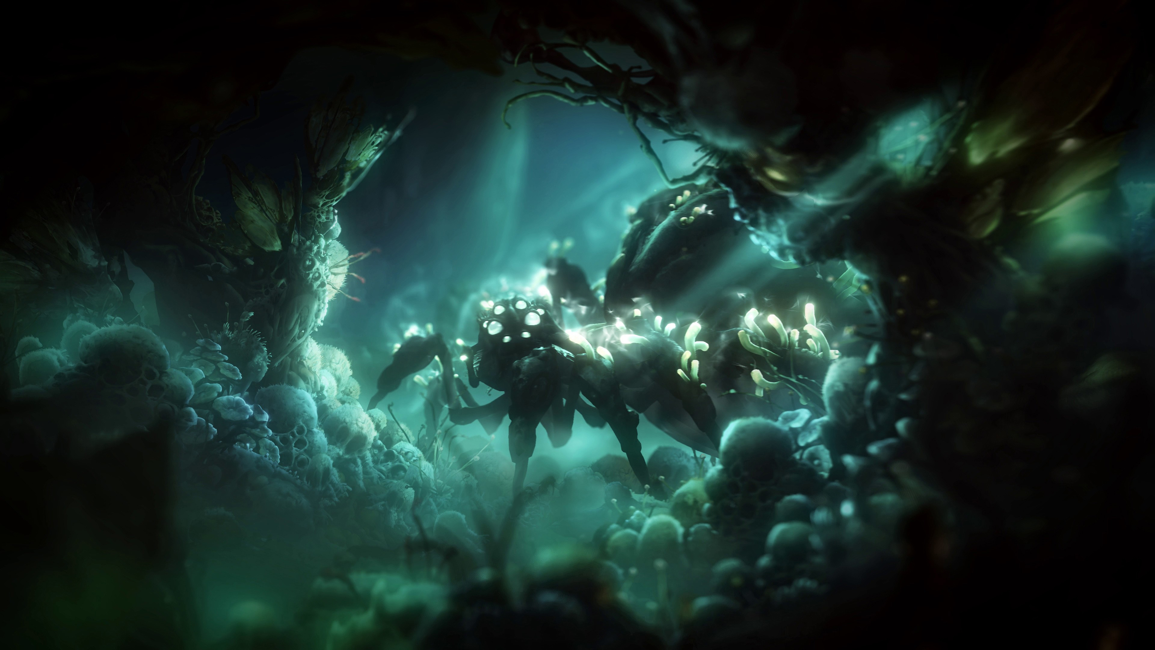 Ori And The Will Of The Wisps Wallpapers In Ultra Hd 4k Gameranx