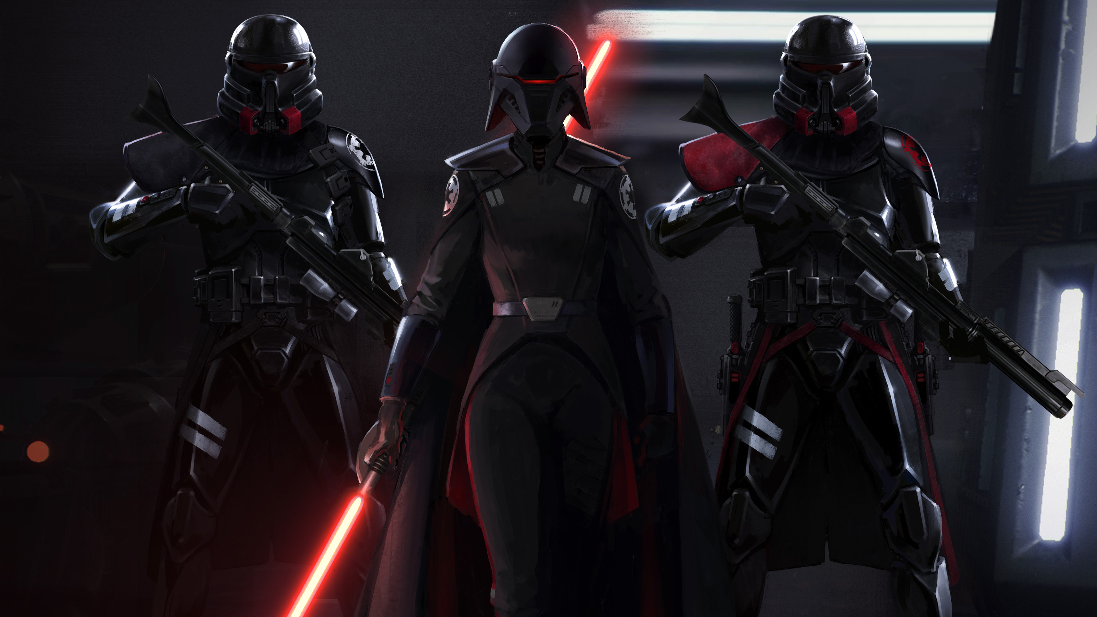 Star Wars Jedi Fallen Order Wallpapers In Ultra Hd 4k Gameranx