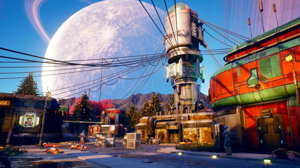 The Outer Worlds Wallpapers in Ultra HD | 4K - Gameranx