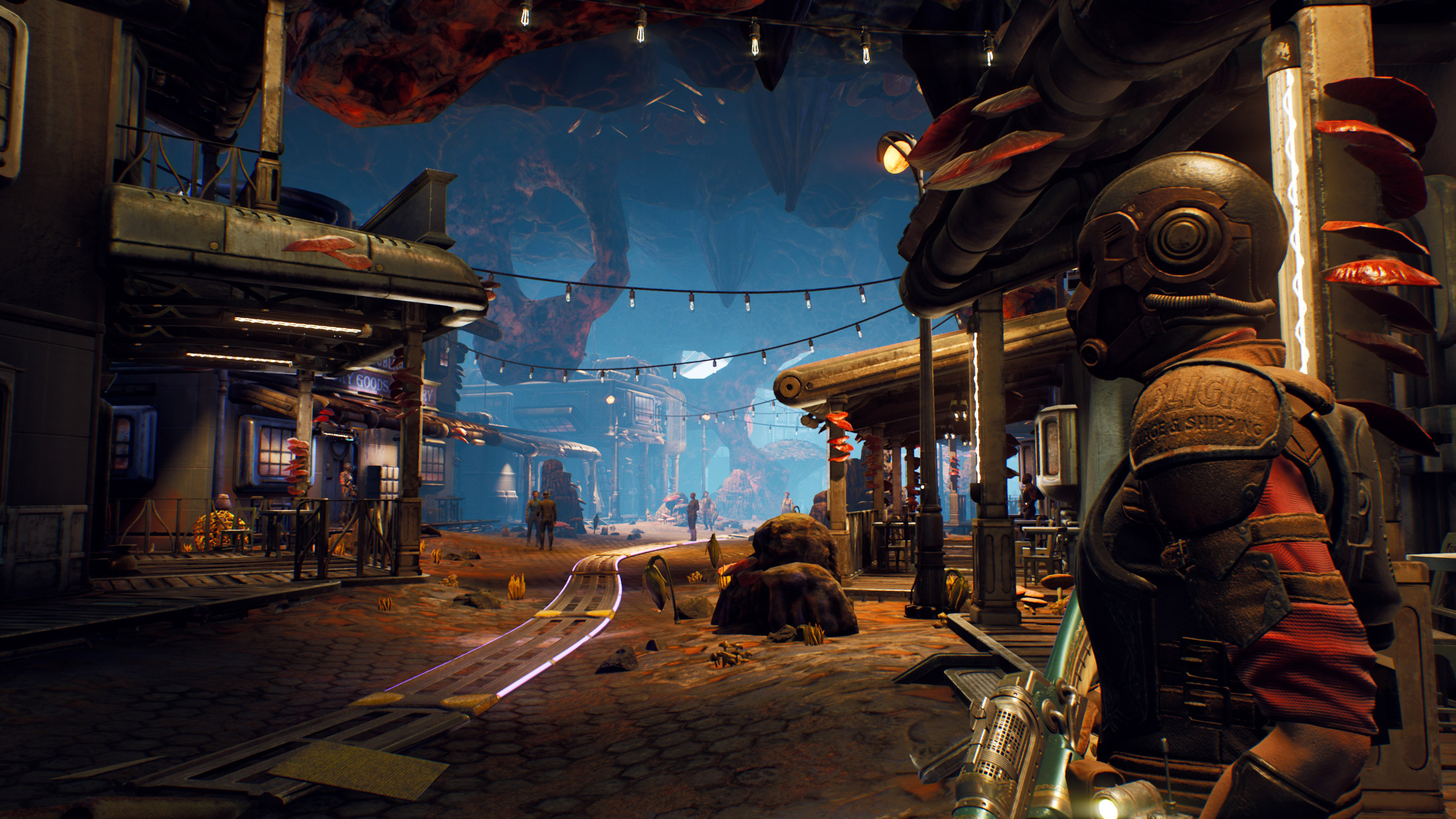The Outer Worlds Wallpapers In Ultra Hd 4k Gameranx