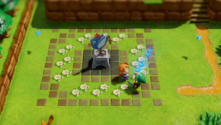 Nintendo Unveils The Legend Of Zelda: Link's Awakening Gamescom 2019 Footage