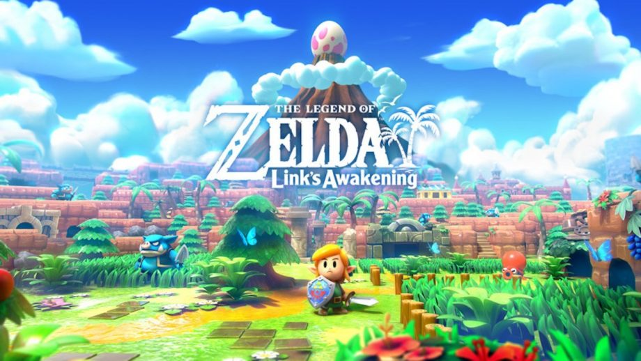 Legend Of Zelda Link S Awakening How To Get Every