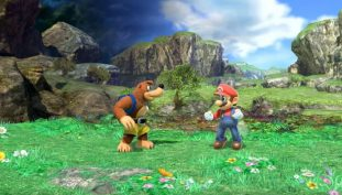 Banjo-Kazooie Finally Joins Super Smash Bros Today