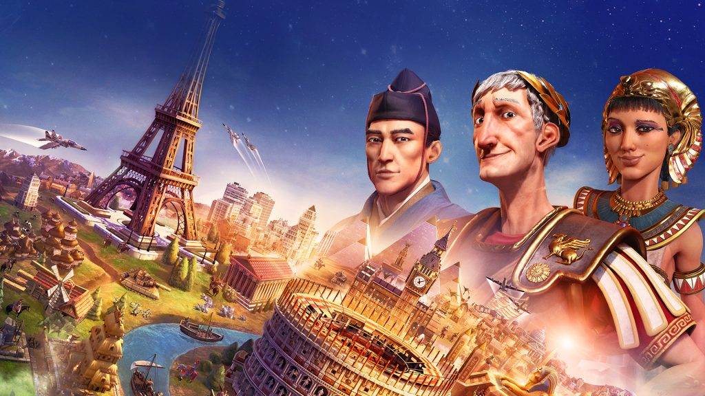 Civilization 6 Announced for PS4, Set to Release on
