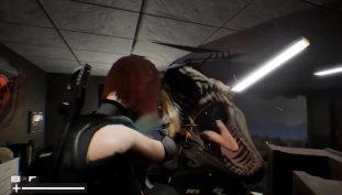 Dino Crisis Fan Remake Delivers New Gameplay Trailer