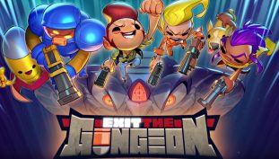 Exit The Gungeon Heads To PC & Consoles This Year