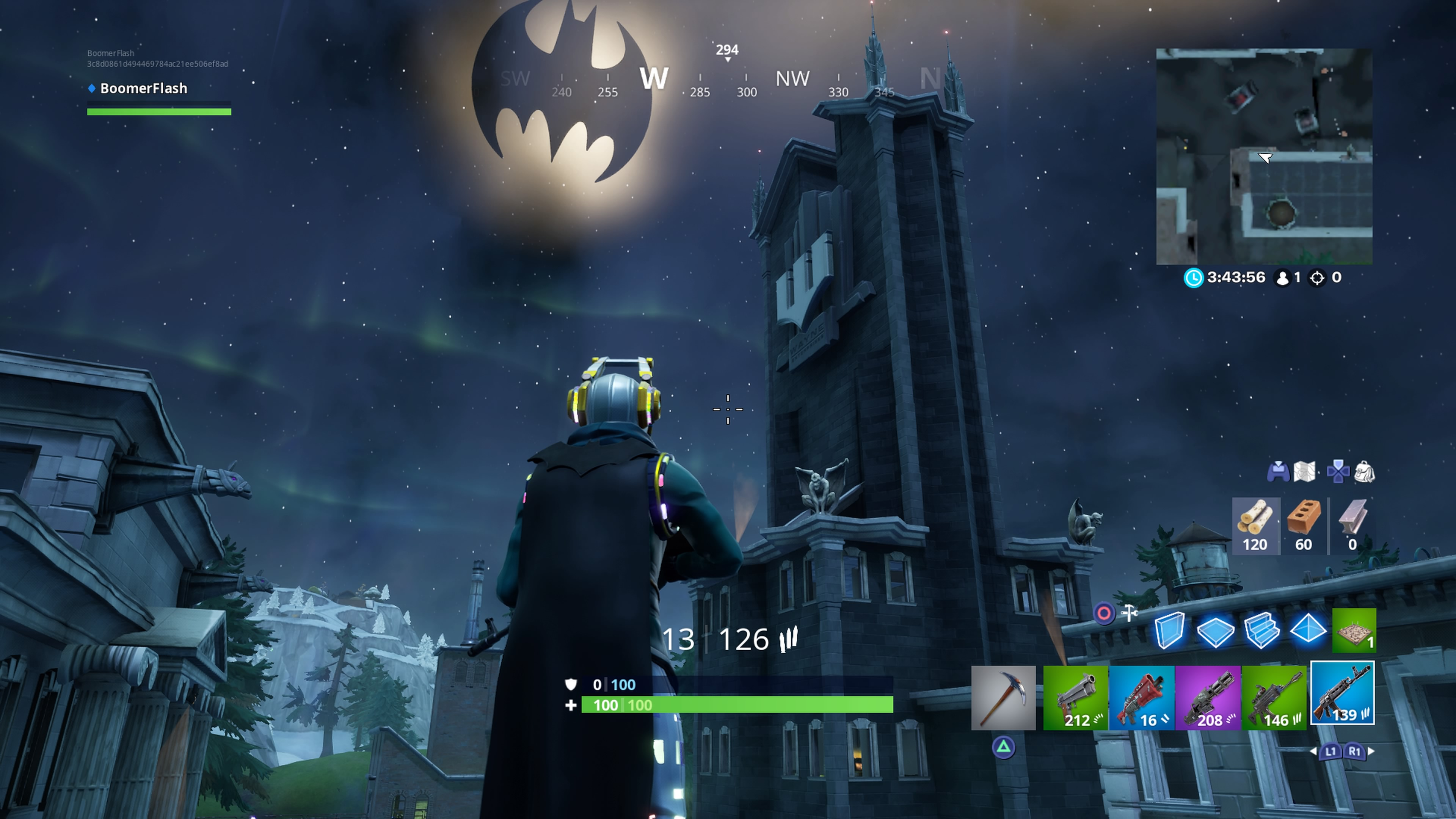 Fortnite Batman Crossover Event All Challenge Locations