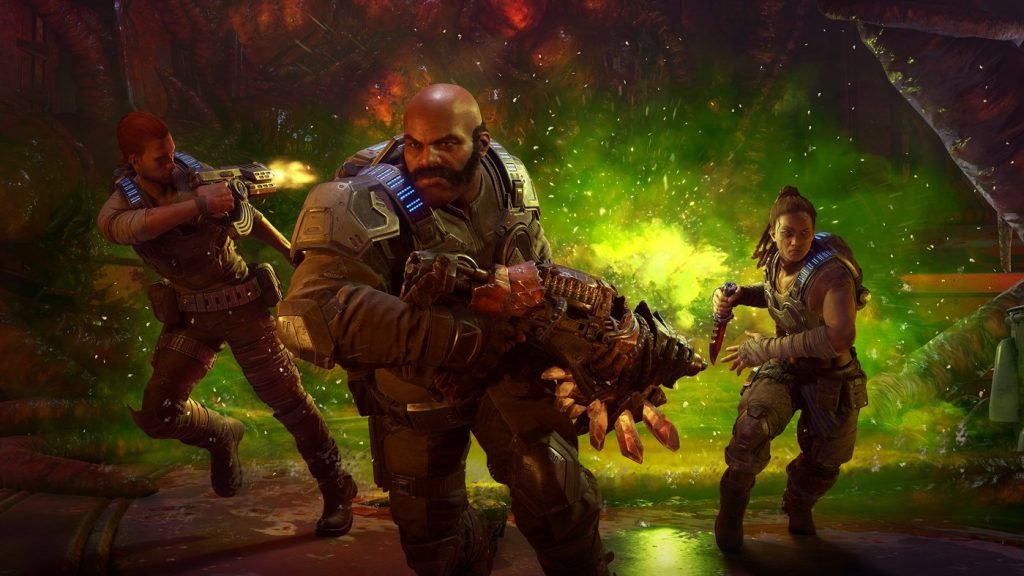 Gears 5: All The New Weapons Ranked From Best To Worst