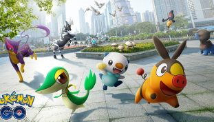 Pokémon GO: How To Catch (& Evolve) New Unova Region Pokémon | Gen 5 Guide