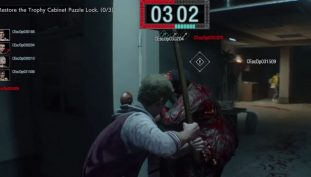 Is Capcom Teasing Resident Evil 3 Remake In Project Resistance?