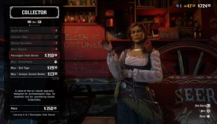 Red Dead Online: Where To Find All 3 Weekly Collector's Items   Collector Role Guide [Week 1]